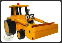Bob the Builder - Scoop papercraft plan