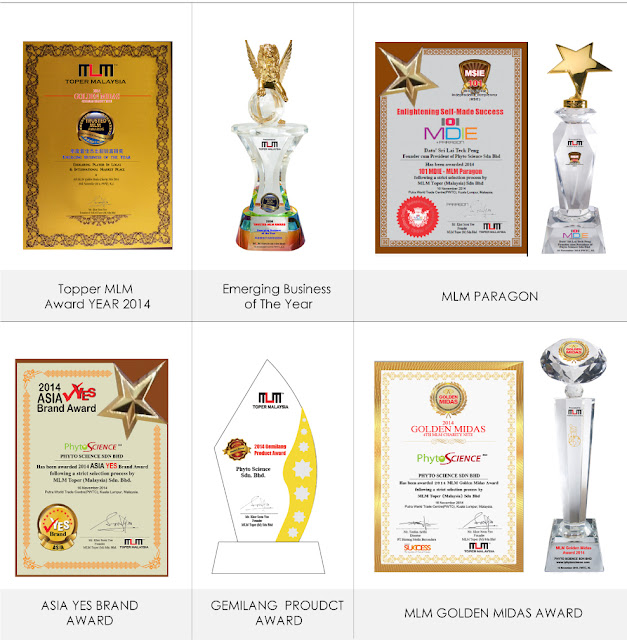 Phytoscience awards
