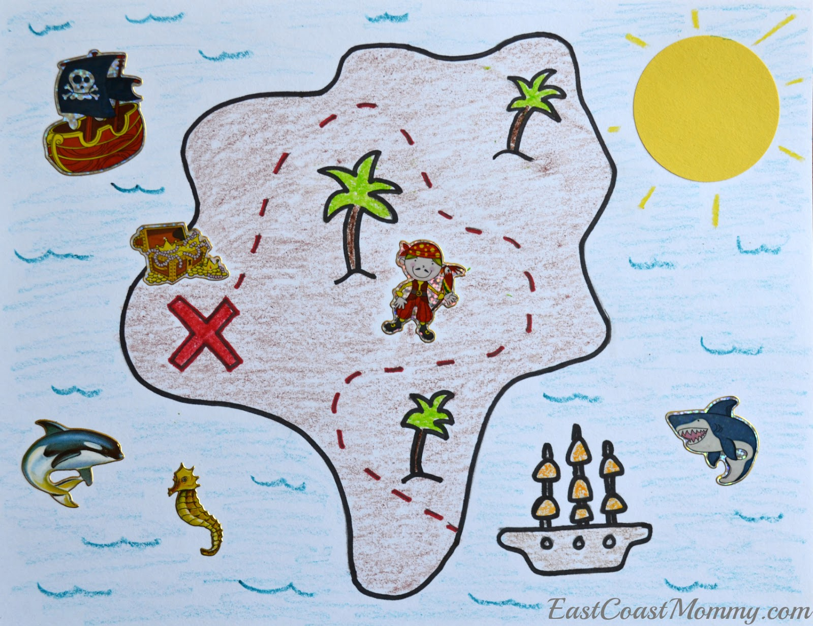 East Coast Mommy: Alphabet Crafts