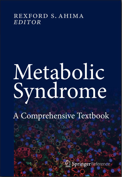 Metabolic Syndrome-A Comprehensive Textbook PDF (Jan 5, 2016)