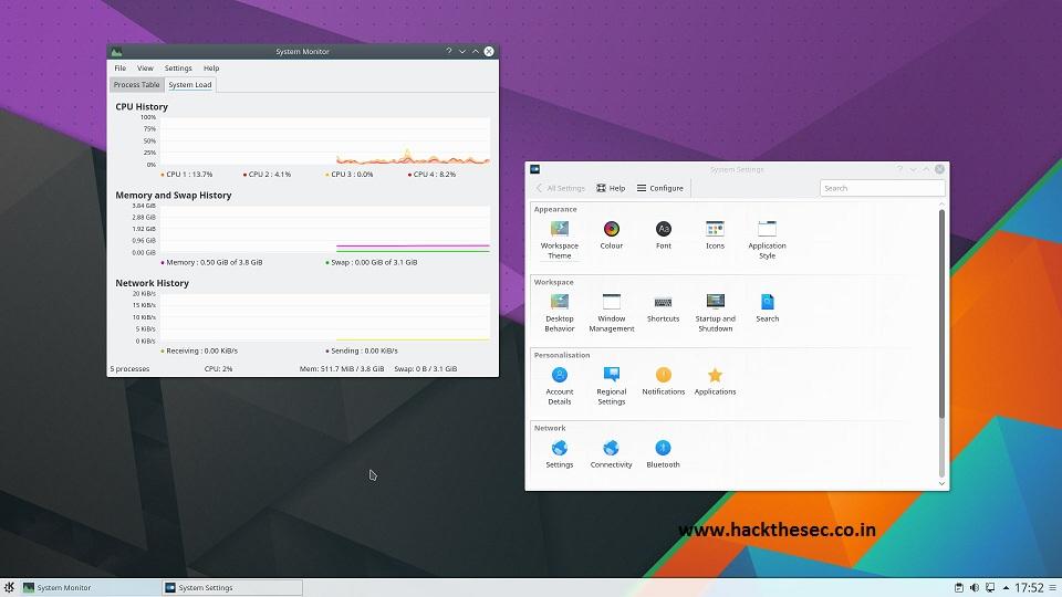 Hack The Sec-Leading Resource Of Linux Tutorial: KUbuntu