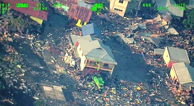 BNPB: Korban Jiwa Akibat Gempa 420 di Palu