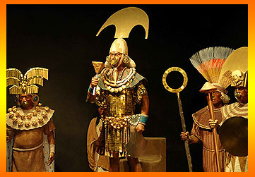 la cultura mochica y su origen