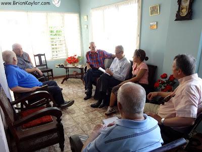 Cuban Baptists Find Joy, Growth Amid Difficulties