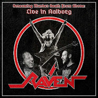"Ο δίσκος των Raven ""Screaming Murder Death from Above: Live in Aalborg"""