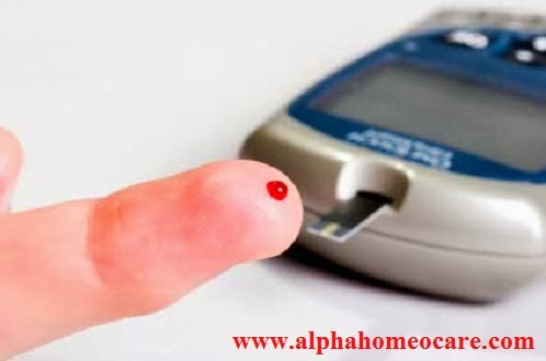 Homeopathic treatment in Diabetes