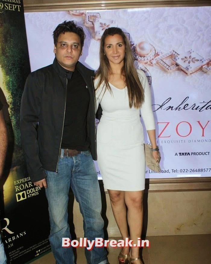 Abis Rizvi, Ritu Shivpuri, Celebs at 'Roar' Movie First Look Launch