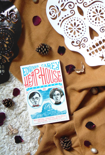 Book Review: Heap House