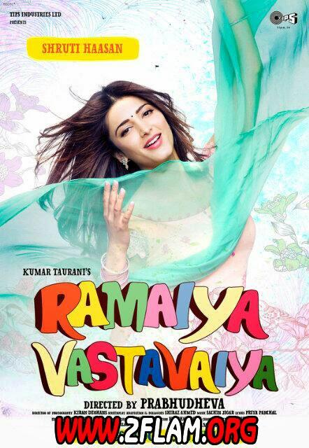 مشاهدة مباشرة فيلم الهندي ramaiya vastavaiya مترجم