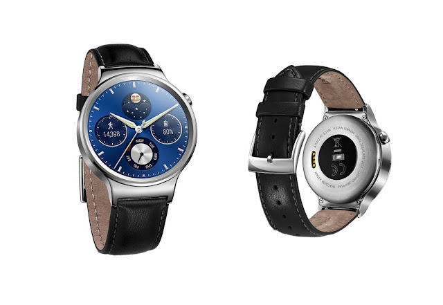 Huawei Watch Launched in India