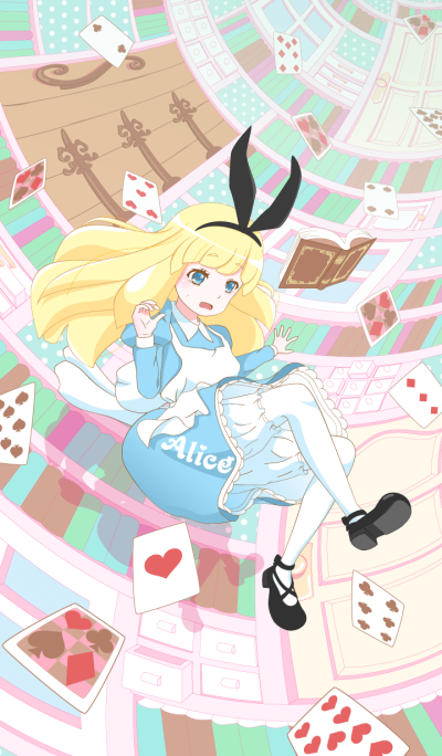 Alice [In Wonderland]IDN -