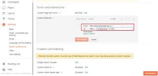 Tutorial Cara Membuat Halaman Utama Blog