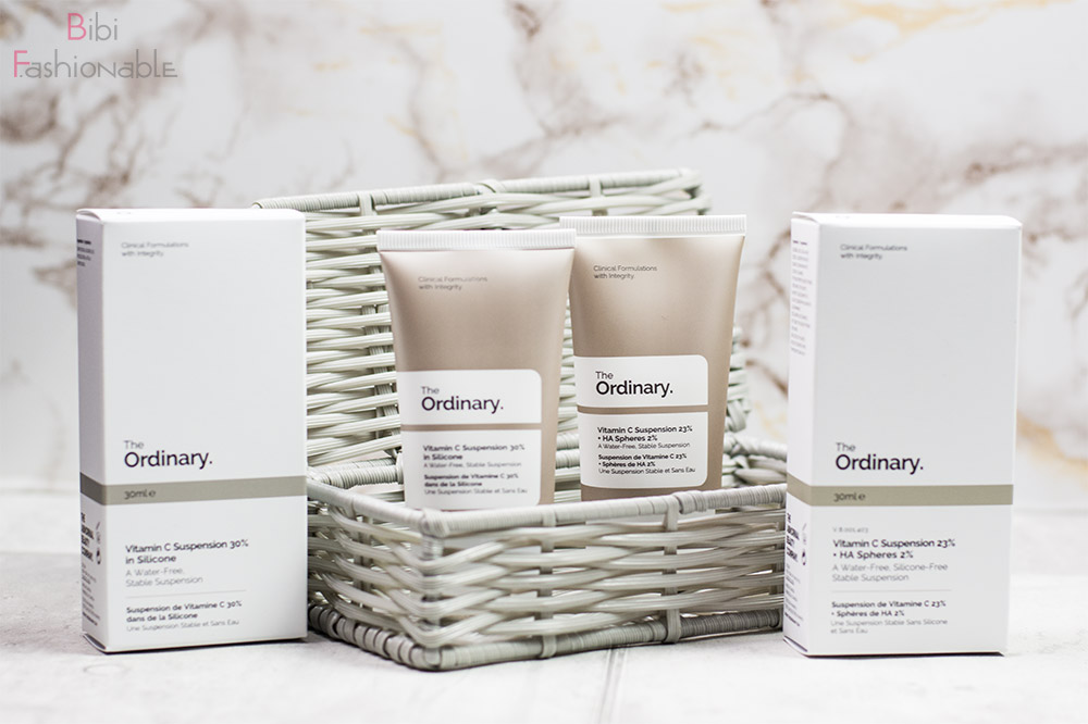 The Ordinary Vitamin C Suspension Titelbild