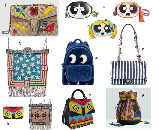 Trendy bags - Can I have them all, please?