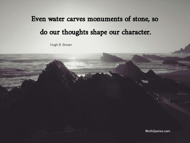 Character Quotes and Sayings