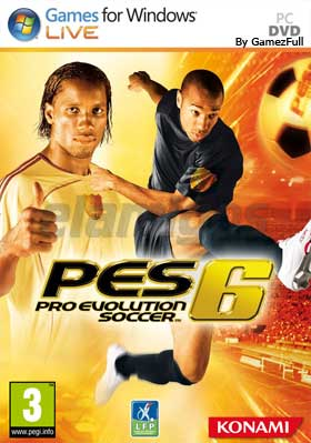 Pro Evolution Soccer (PES 6) PC Full Español [MEGA]