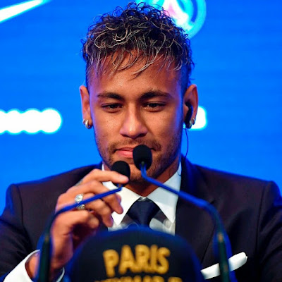 Neymar misses out on UCL awards shortlist