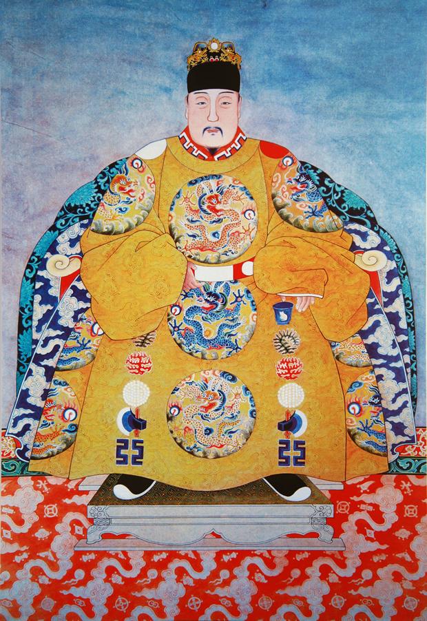 Wanli - Ming Dynasty Emperor