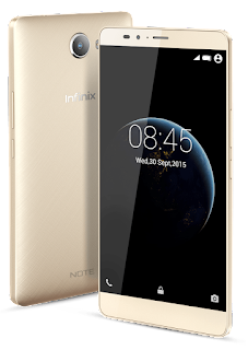 infinix note2 specifications