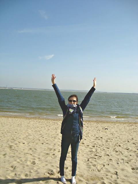 Jak i gdzie spędzić weekend wiosną. Mój slow life. Fajne miejsce na weekend - Jezioro Nyskie.