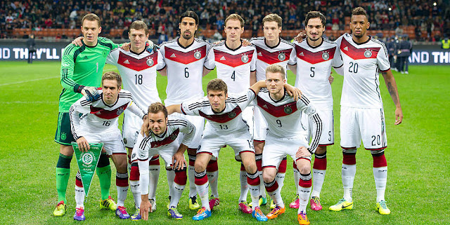 Germany FIFA 2018 world cup squad