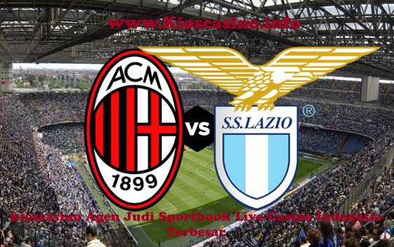 Prediksi Pertandingan Serie A AC Milan vs Lazio 29 Januari 2018