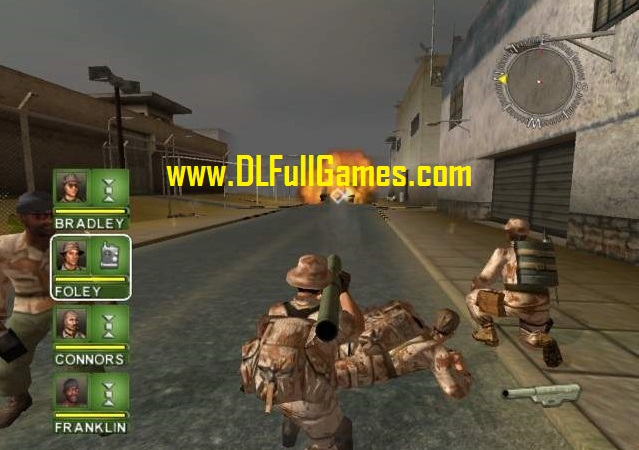 Conflict Desert Storm 1 Game - Free Download Full Version For Pc