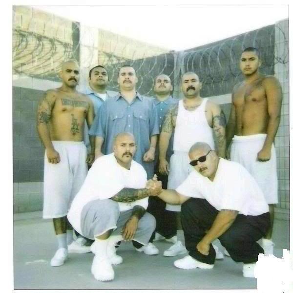 Black Guerrilla Family Gang Land