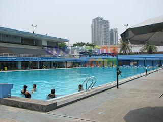 berenang, free diving