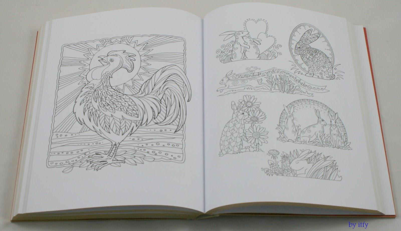 I TEST FOR YOU :-): Geschenke Tipps: Zencolor Malbuch von Topp ...