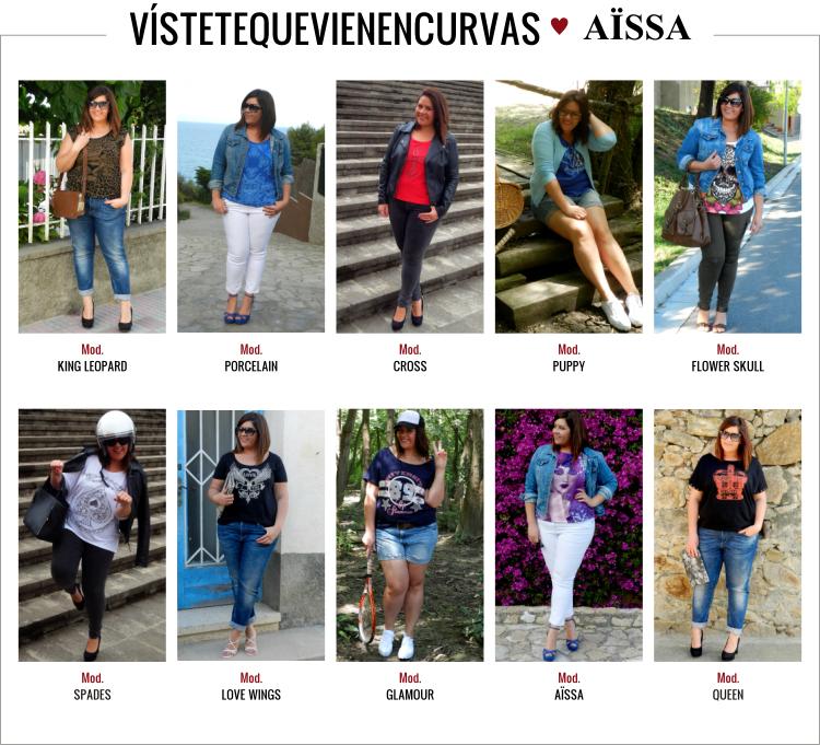 Vistete Que Vienen Curvas Aissa Camisetas Chulas Para Chicas Con - Fotos-chulas-de-chicas