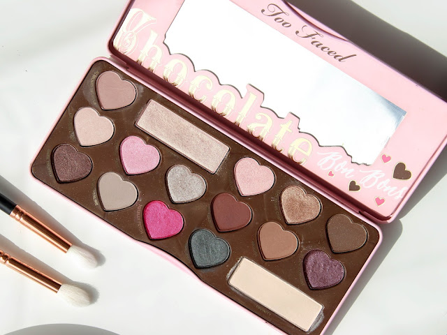 too faced chcocolate bon bons paletka