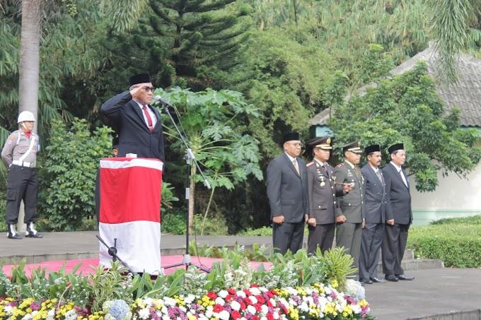 Walikota : Peringatan Hari Pahlawan Jangan Sekedar Upacara dan Seremonial Saja