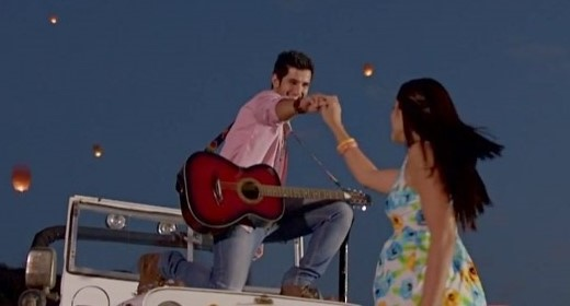Dil Aaj Kal Guitar Tab Leads, Hindi song from the movie Purani Jeans