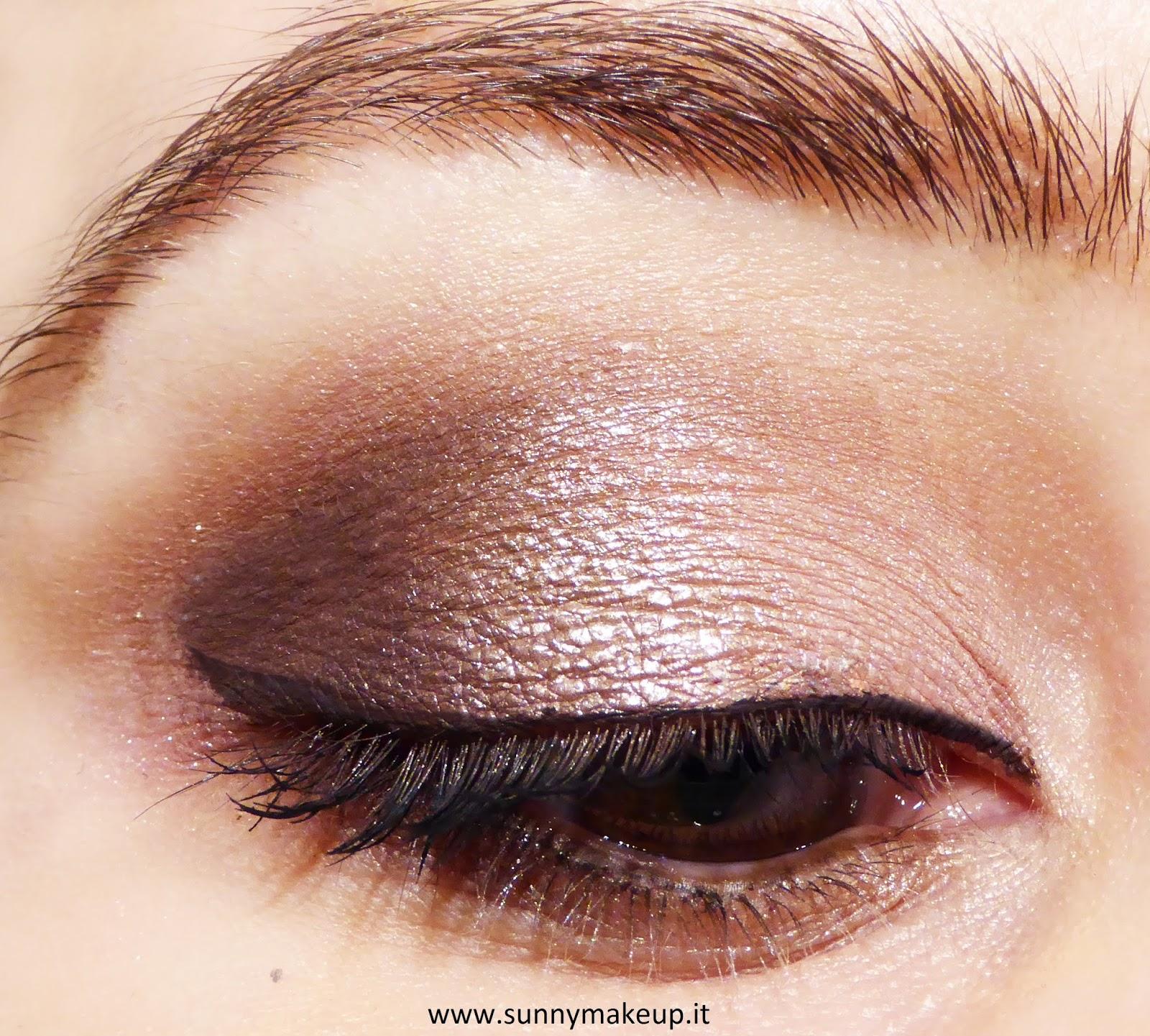 spesso Make up occhi elegante con la NARSissist Dual-Intensity Eyeshadow  MB88
