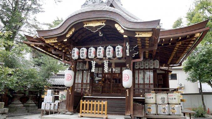 Visitá un templo en Japón para cortar la mala onda
