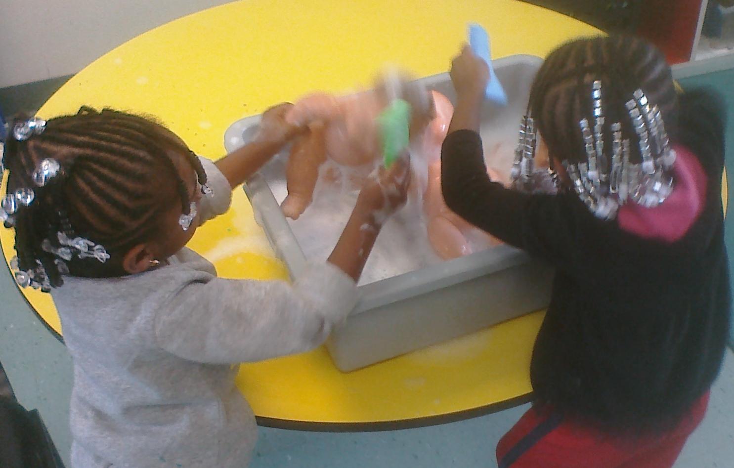 Little Busy Bodies Incredible Indulgent Sensory Activities