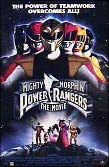 Power Rangers: La Pelicula – DVDRIP LATINO