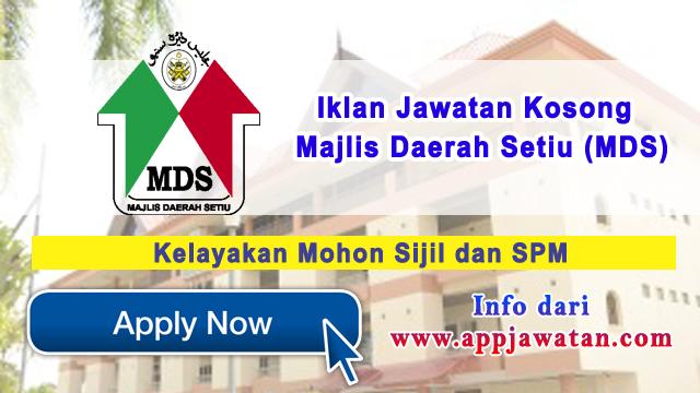 Majlis Daerah Setiu (MDS)