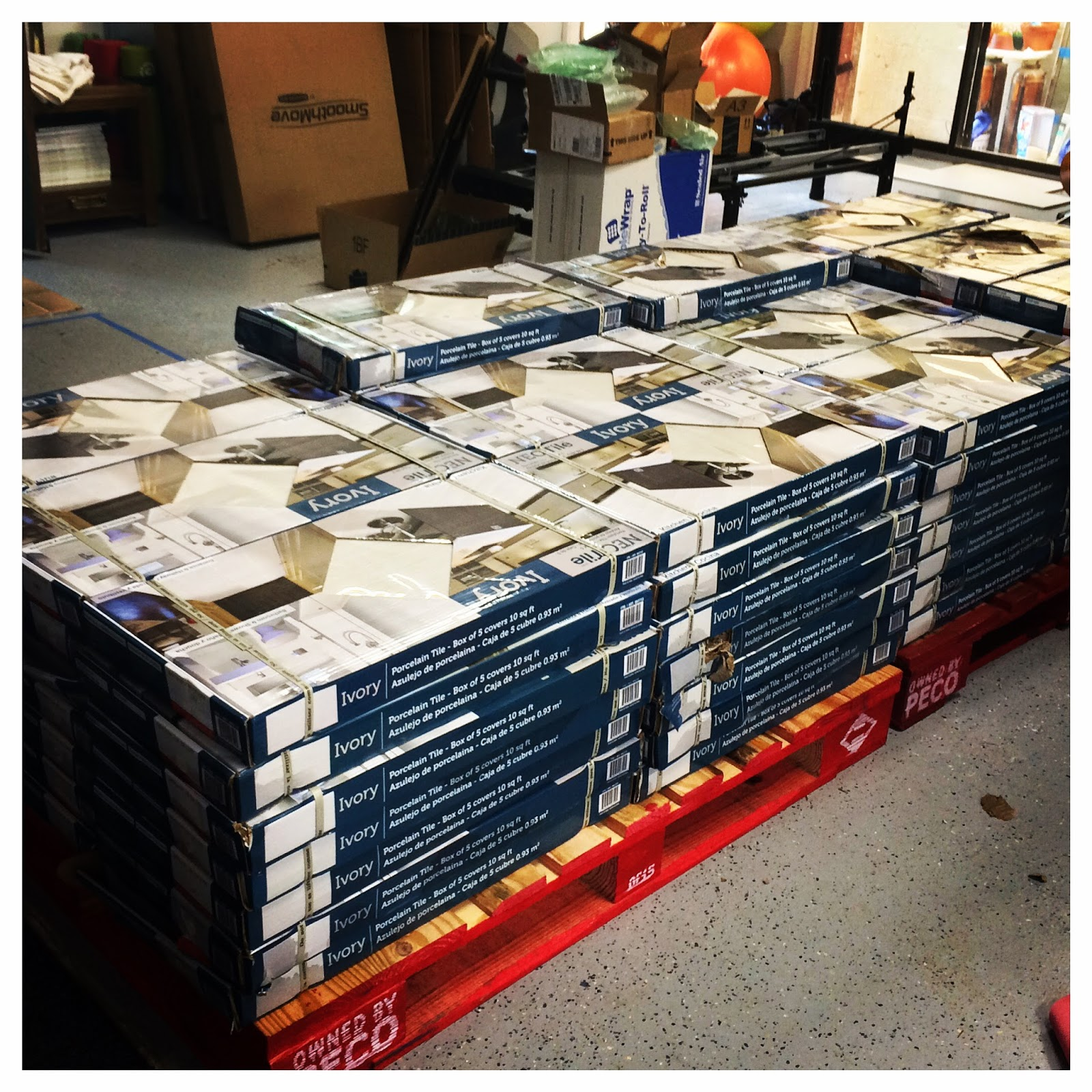 the Costco Connoisseur: Remodeling with Costco Teaser Photos