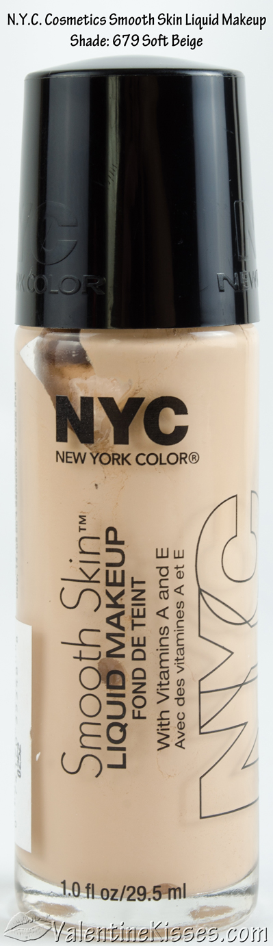 Smooth Skin Liquid Concealer by NYC #8