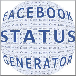 Funny-Facebook-Status-Generator