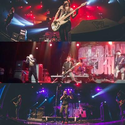 Nem Liminha Ouviu, Bula, CPM 22 e Ira! se apresentaram no Dia Mundial do Rock