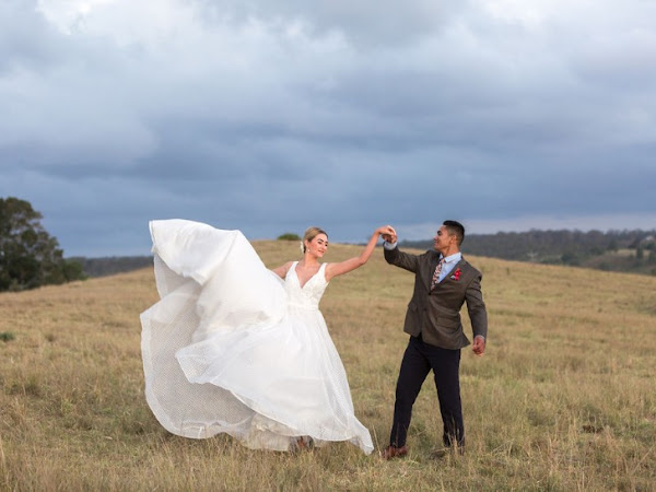 ➳ COUNTRY PASSION | STYLED WEDDING INSPIRATION IN THE OPEN FIELDS OF TOOWOOMBA {QLD}