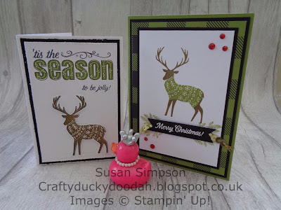 Stampin' Up! UK Independent  Demonstrator Susan Simpson, Craftyduckydoodah!, Merry Patterns, October 2017 Coffee & Cards Project, Supplies available 24/7 from my online store,