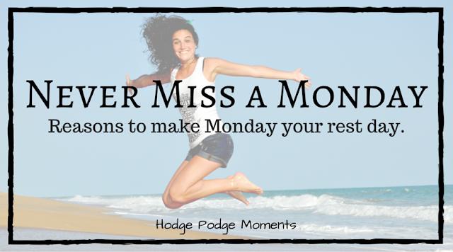 Never Miss a Monday