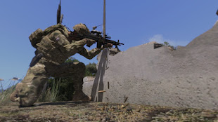 Arma3の英軍武器MODのL110