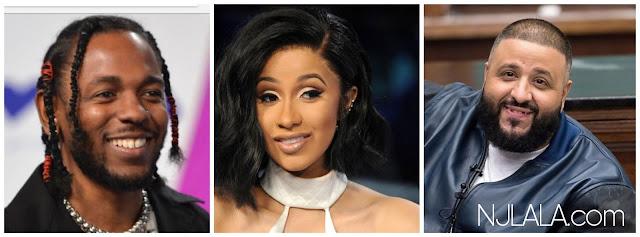 BET Awards: Kendrick Lamar, DJ Khaled & Cardi B lead the nominations, see the full list here