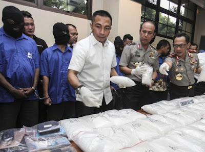 Bali Police Anti-Narcotics Chief Nabbed for Alleged Extortion