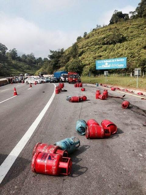 kemalangan terowong menora